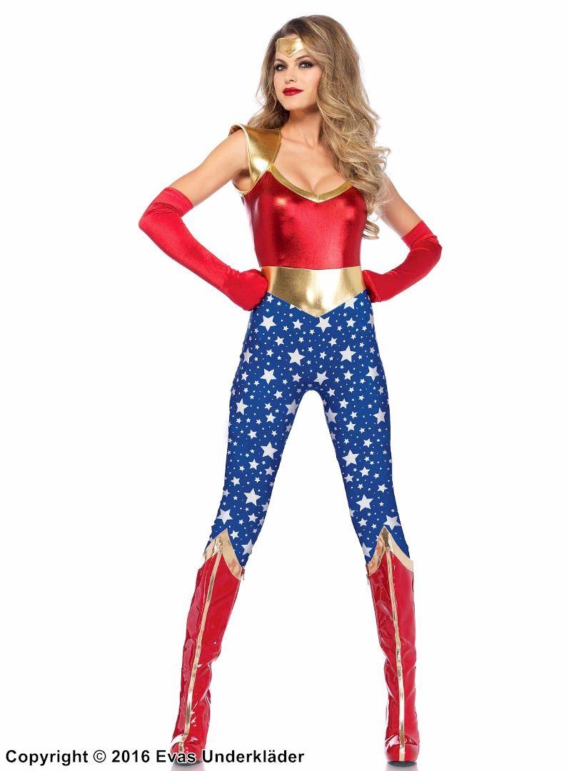 Superhjälte, maskeraddräkt